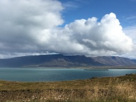 View of Skagafjorður.