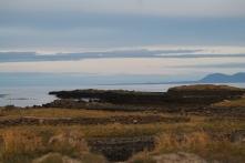 The view from Illugastadir